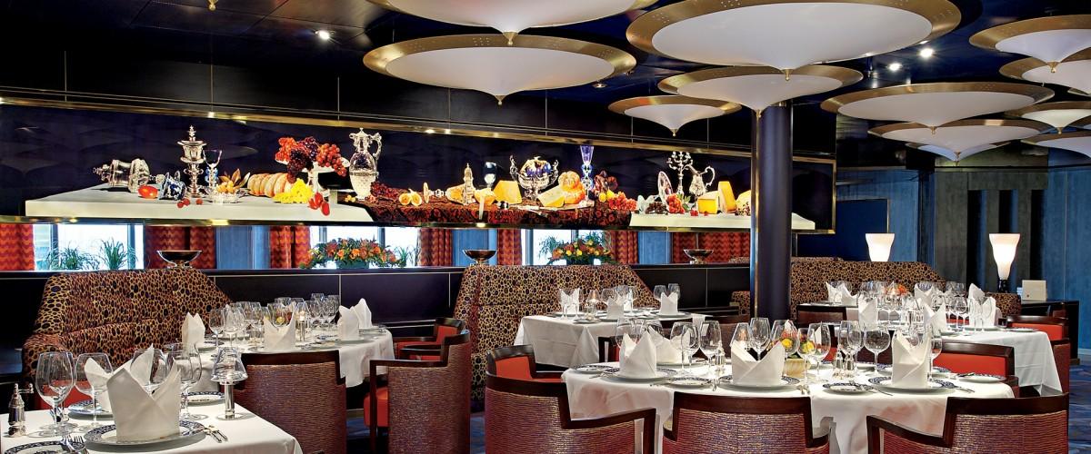 Un restaurant, quatre menus