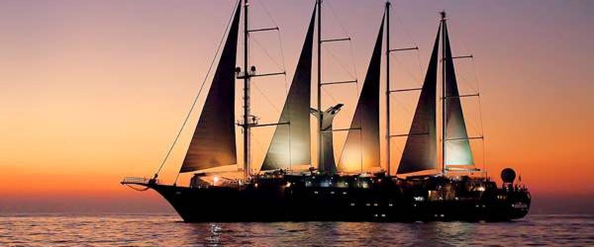Windstar Cruises revient à Barbuda